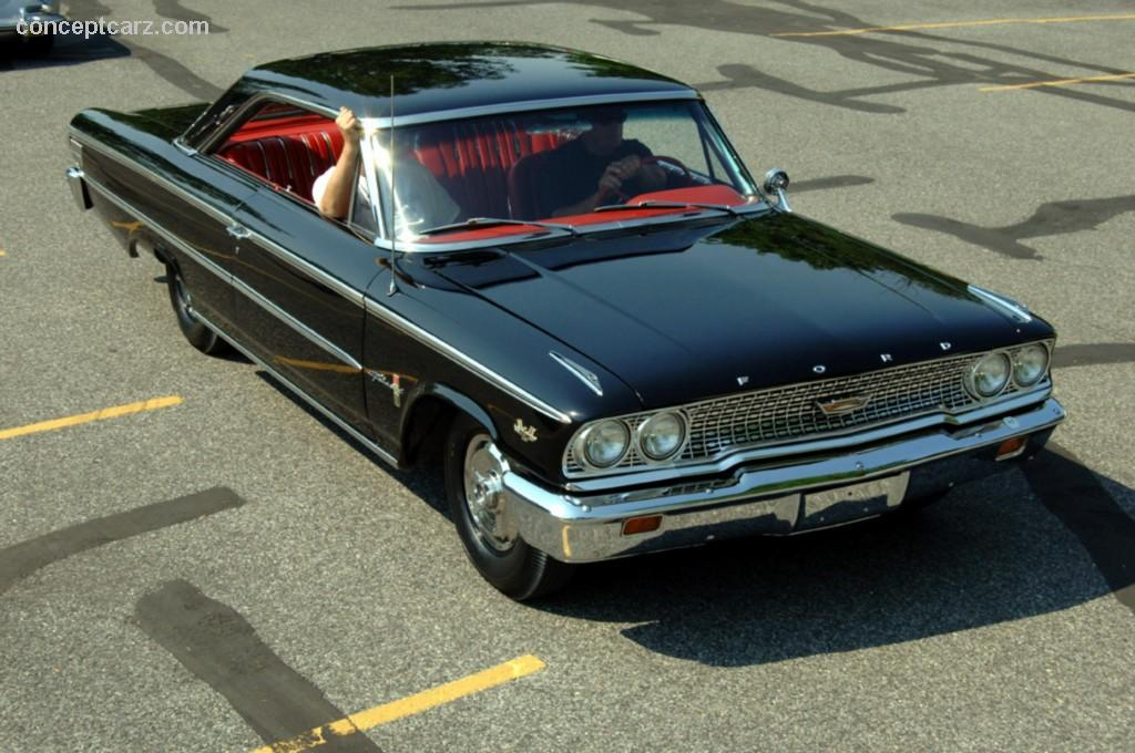 1963 Ford Galaxie Image Https Www Conceptcarz Com