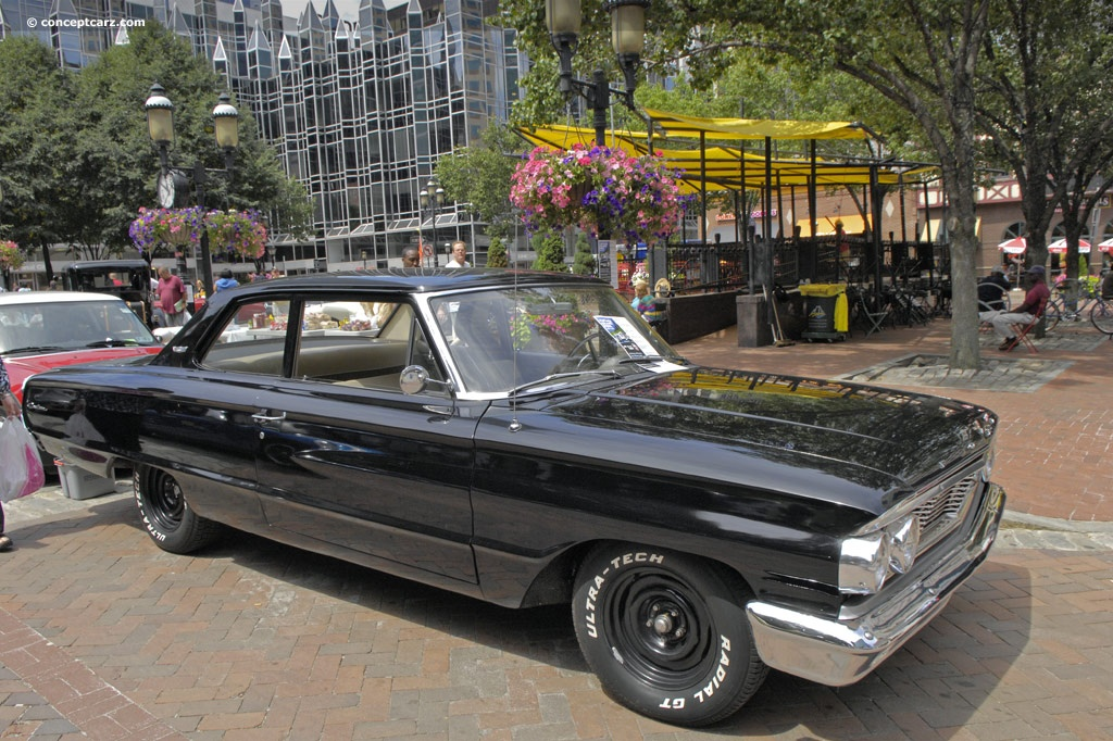 Auction Results And Sales Data For 1964 Ford Custom Series