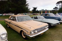 1964 Ford Fairlane.  Chassis number 4F47C211008