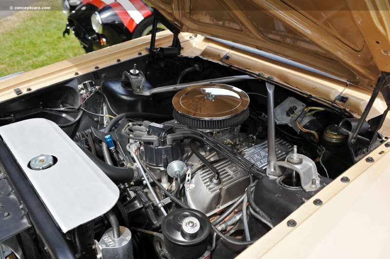 1964 Ford Fairlane chassis information