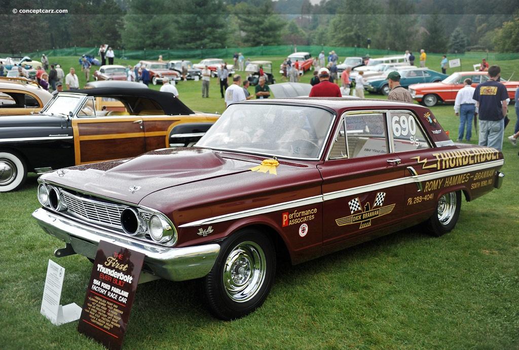 1963 Ford Fairlane 4 Door >> 1964 Ford Thunderbolt Image