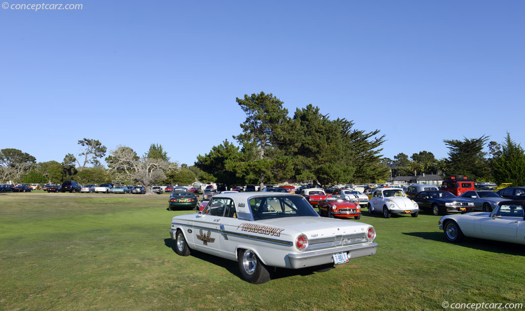 Auction Results and Sales Data for 1964 Ford Thunderbolt