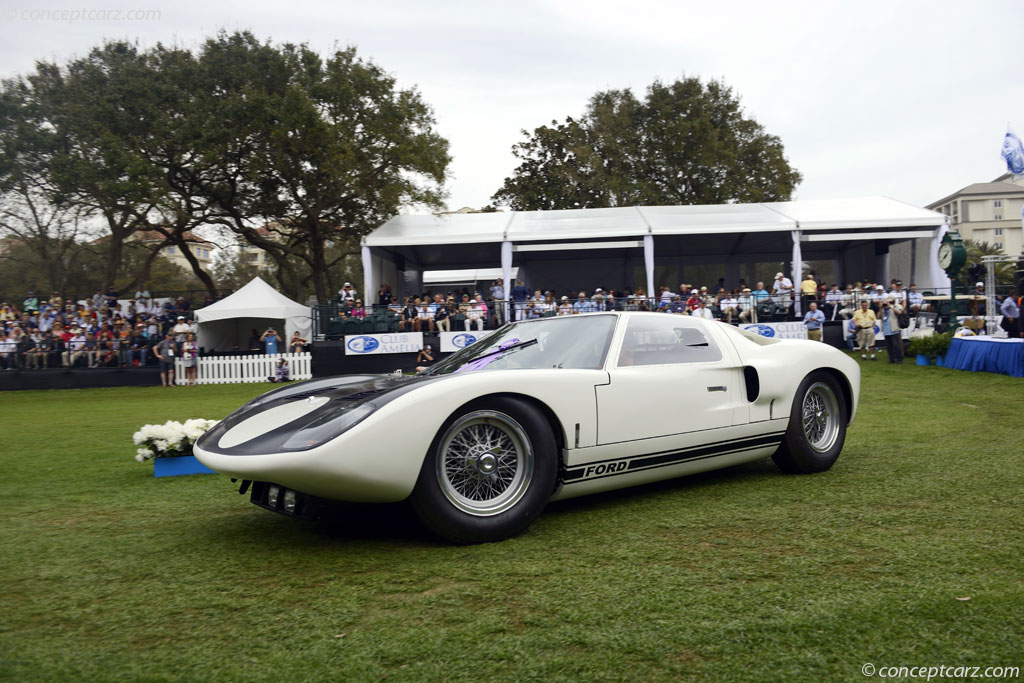 1964 Ford GT40 Image. Chassis number GT/101 Replica. Photo 19 of 35