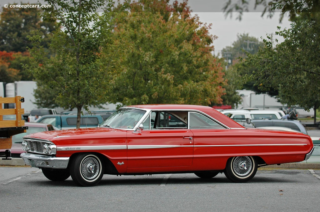 auction results and data for 1964 ford galaxie 500. Black Bedroom Furniture Sets. Home Design Ideas