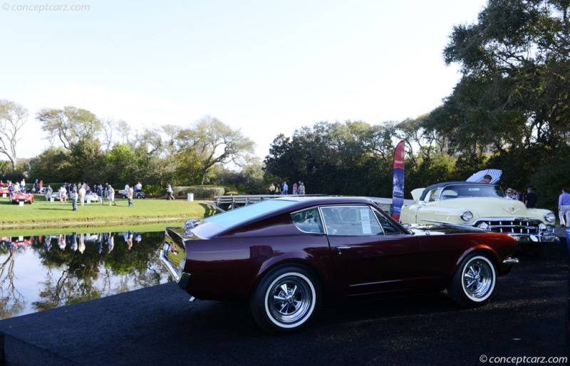 1963 Mustang 3