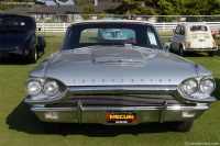 1964 Ford Thunderbird.  Chassis number 4Y85Z180017