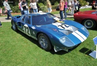1964 Ford GT40.  Chassis number GT/104