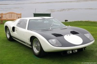Ford GT40 Victory at LeMans