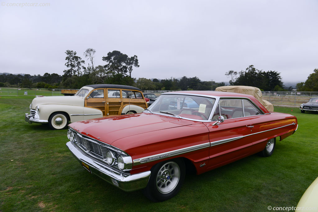 Auction Results and Sales Data for 1963 Ford Galaxie