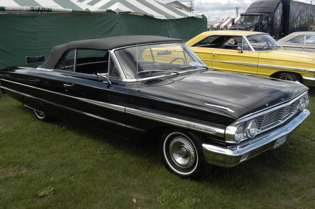 1964 ford galaxie 500 image. Black Bedroom Furniture Sets. Home Design Ideas