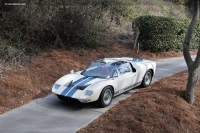 1965 Ford GT40.  Chassis number GT/108