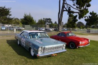 1965 Ford Galaxie.  Chassis number 5G66X225055