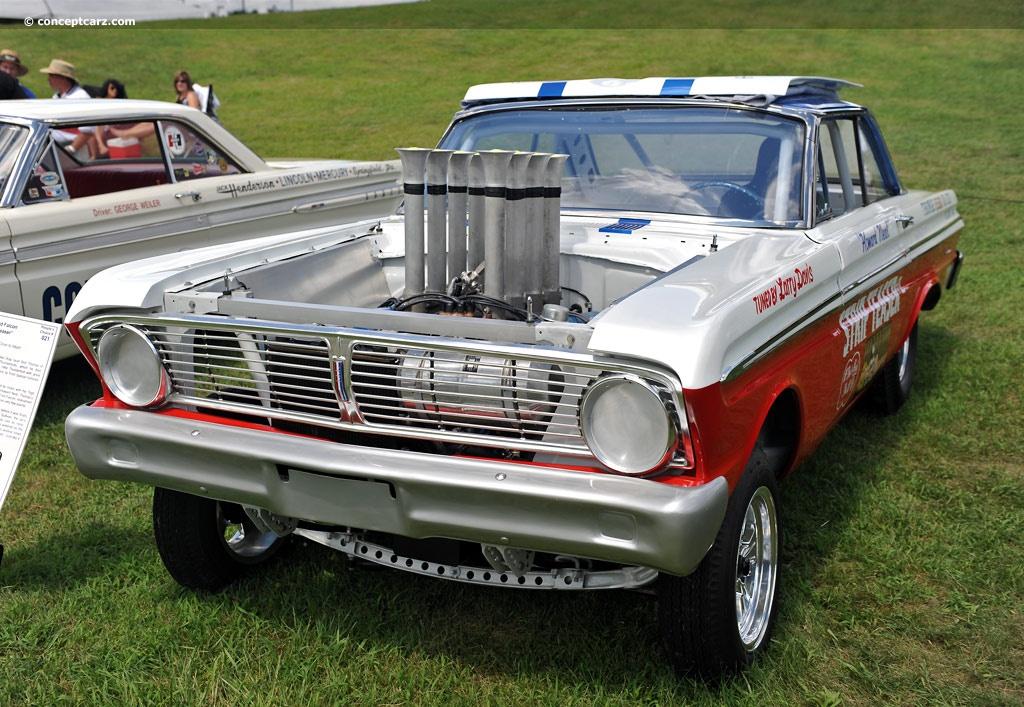 1962 Ford Falcon Sprint