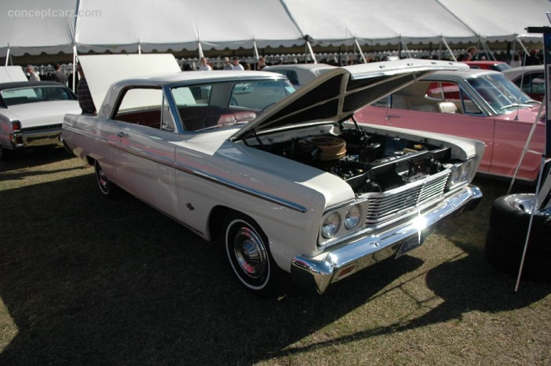 1965 Ford Fairlane 500 Series 40 Image  Photo 7 of 7