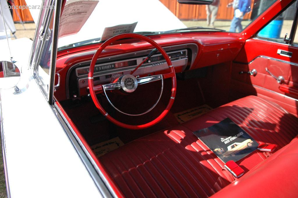 1965 Ford Fairlane 500 Series 40
