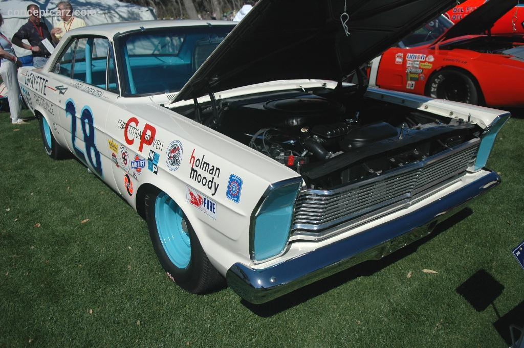1965 Ford Moody Galaxie NASCAR History, Pictures, Value ...