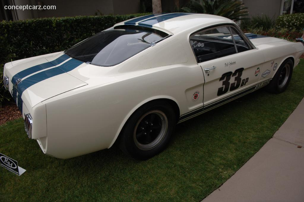 Porsche 350 Spider >> 1965 Shelby Mustang GT 350 R Competition Image. Chassis number SFM5R102