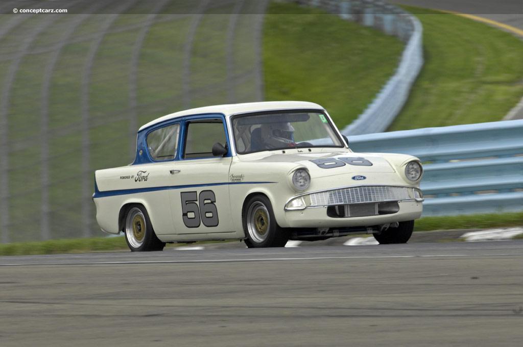 Ford Anglia E Race Car For Sale