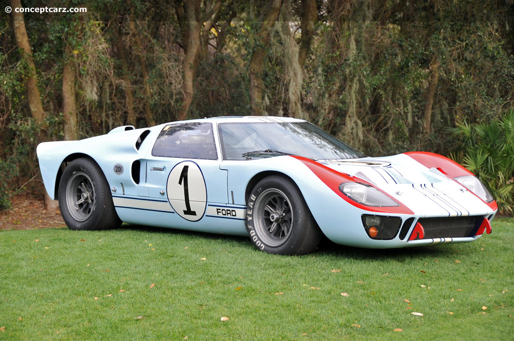 Ford Mustang 2000 Gt >> 1966 Ford GT40 Image