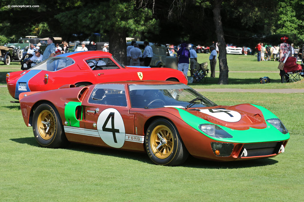 Concours D Elegance >> 1966 Ford GT40 Image. Chassis number 1032. Photo 300 of 454