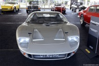1966 Ford GT40.  Chassis number P/1028