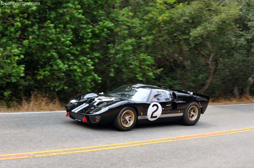 Ford Gt Price  Ford Gt Image Chassis Number P