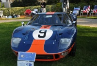 1966 Ford GT40.  Chassis number 1051