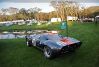 1966 Ford GT40.  Chassis number 1049