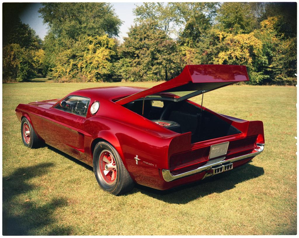 1966 Mustang Station Wagon >> 1966 Ford Mustang Mach 1 Concept Image. Photo 3 of 12
