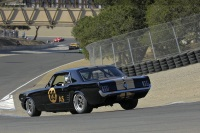 1966 Ford Shelby Mustang Hertz GT350.  Chassis number 6F07K319819