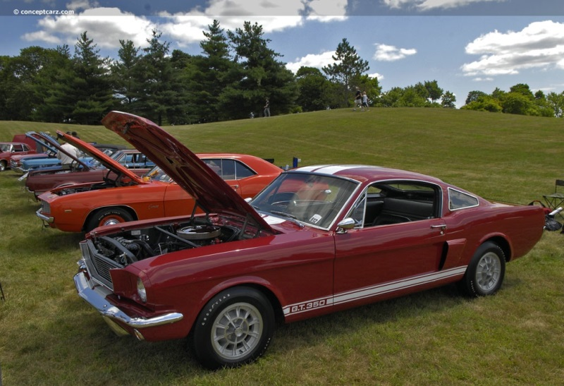 1966 Shelby Mustang GT350 | conceptcarz com