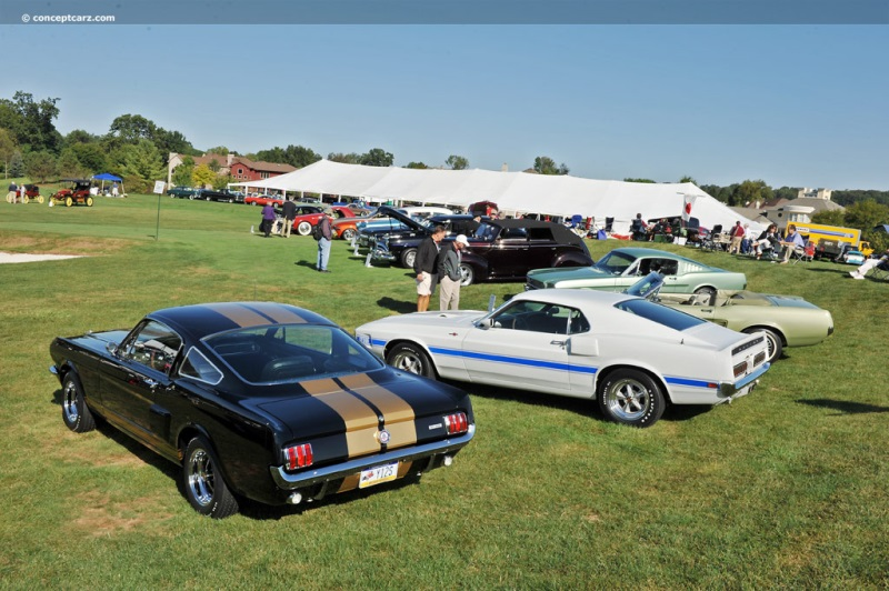 1966 Shelby Mustang Hertz Gt350 Pictures History Value