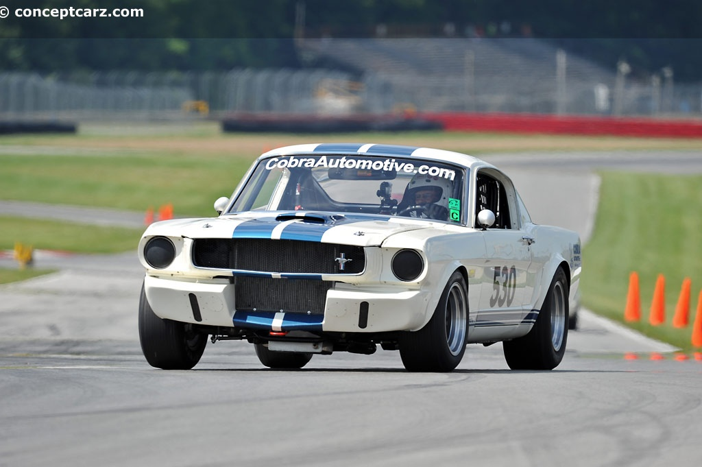 Auction Results And Sales Data For 1965 Shelby Mustang Gt350