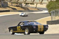 1966 Ford Shelby Mustang Hertz GT350.  Chassis number SFM6S727