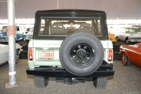 1966 Ford Bronco.  Chassis number U15FL772136