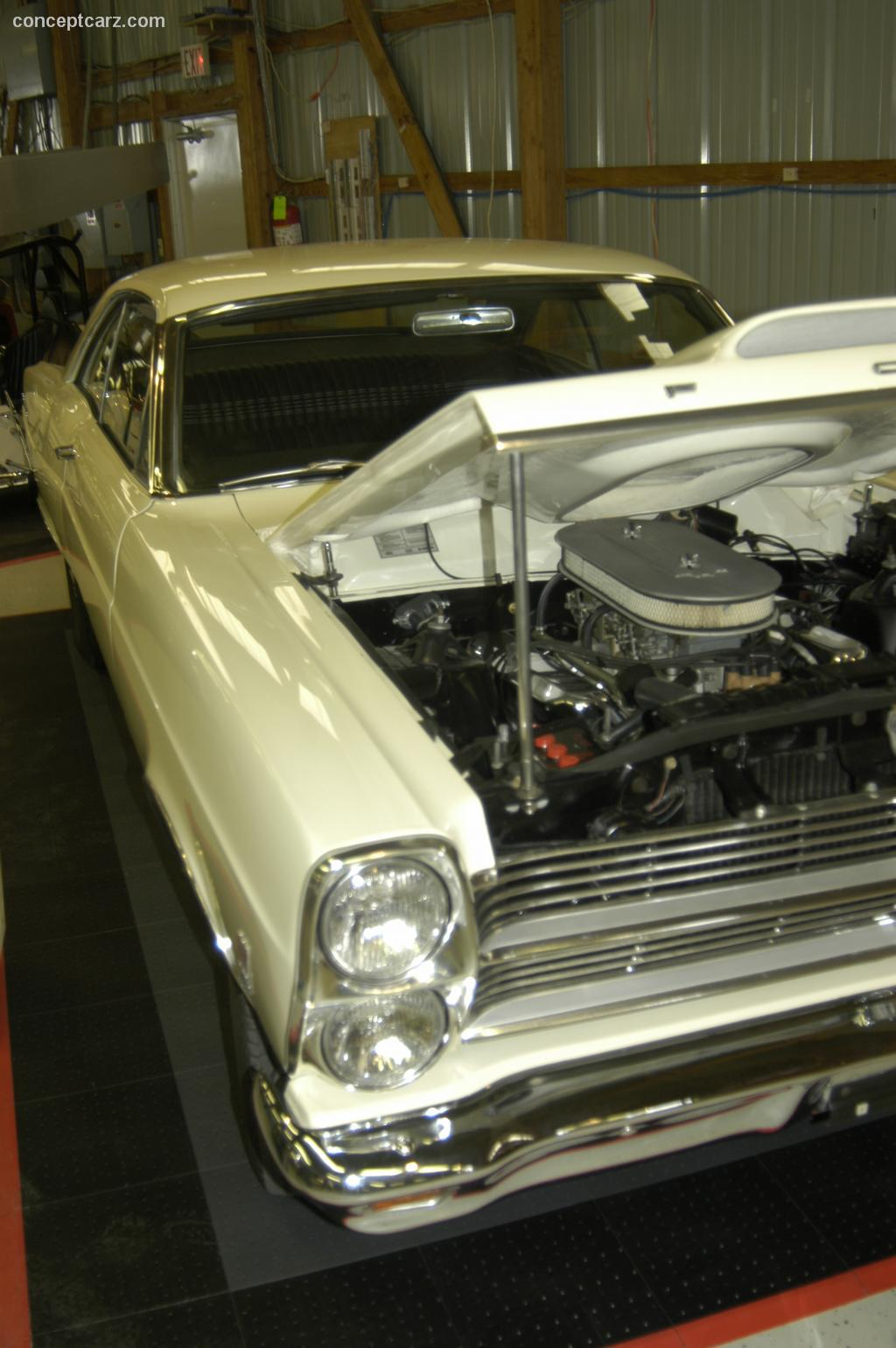 Auction Results and Sales Data for 1966 Ford Fairlane