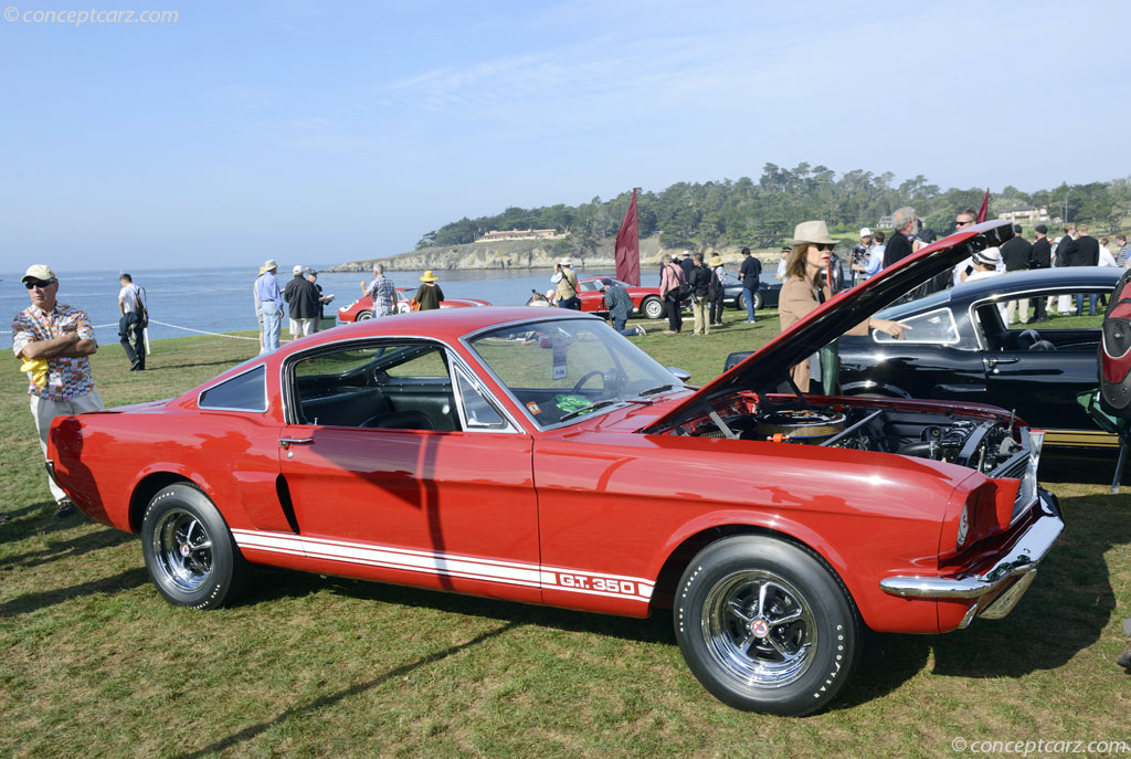 1966 Shelby Mustang GT350 Image. Photo 386 of 1009