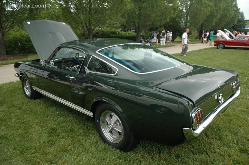 1966 Shelby Mustang GT350S Prototype