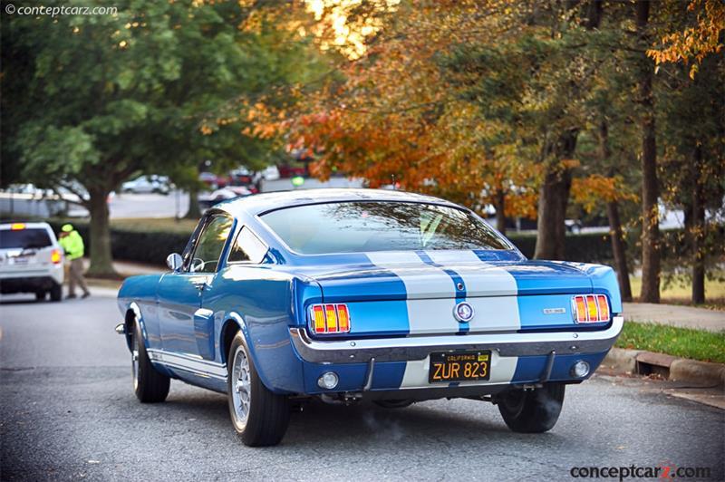 1966 Shelby Mustang GT350   conceptcarz com