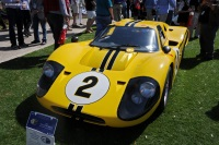 1967 Ford GT40.  Chassis number J-6