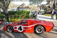 1967 Ford GT40.  Chassis number J-11