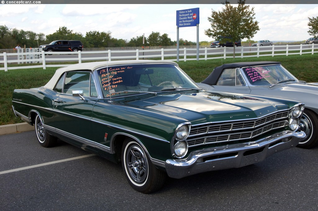 1967 Ford Galaxie 500 Image. Photo 7 of 15