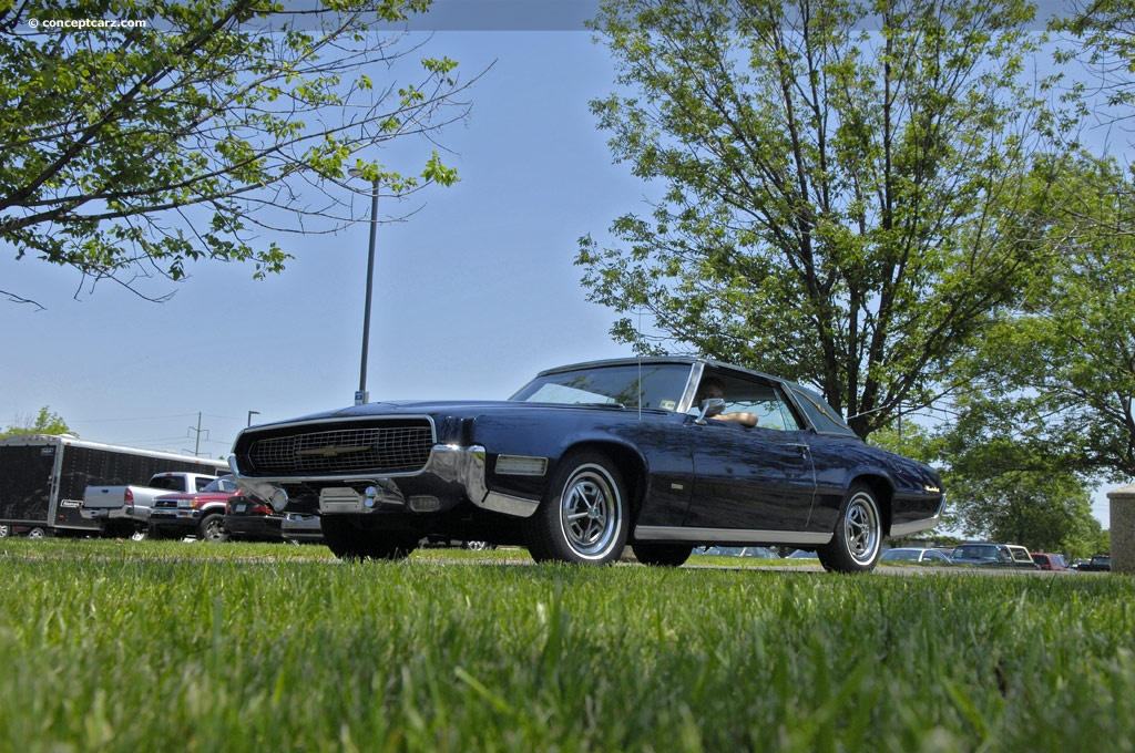 1967 Ford Thunderbird Pictures History Value Research News