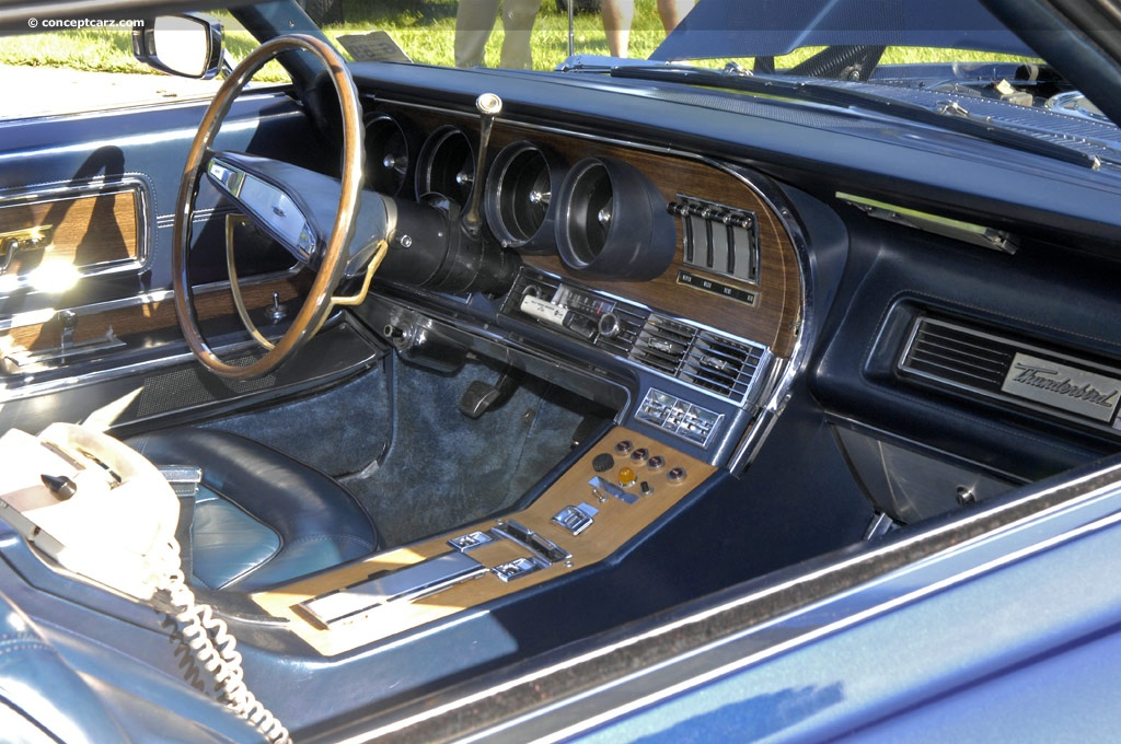 1967 Ford Thunderbird At The Concours DElegance Of Eastern