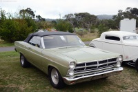 1967 Ford Fairlane.  Chassis number 7H36C219160