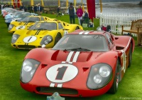 1967 Ford GT40 image.