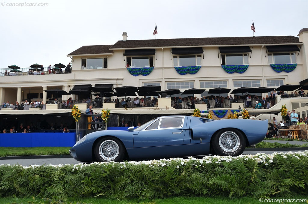 1967 Ford GT40 Image. Chassis number M3/1101. Photo 16 of 222