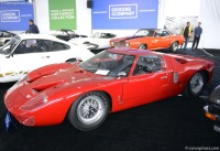 1967 Ford GT40.  Chassis number GT40 P/1058