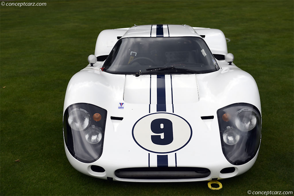 1967 Ford Gt40 At The Concours D Elegance Of America At St