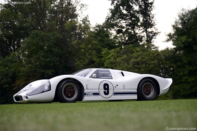 Ford Gt Photograph